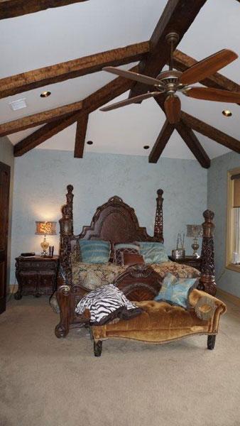 Pearce master suite